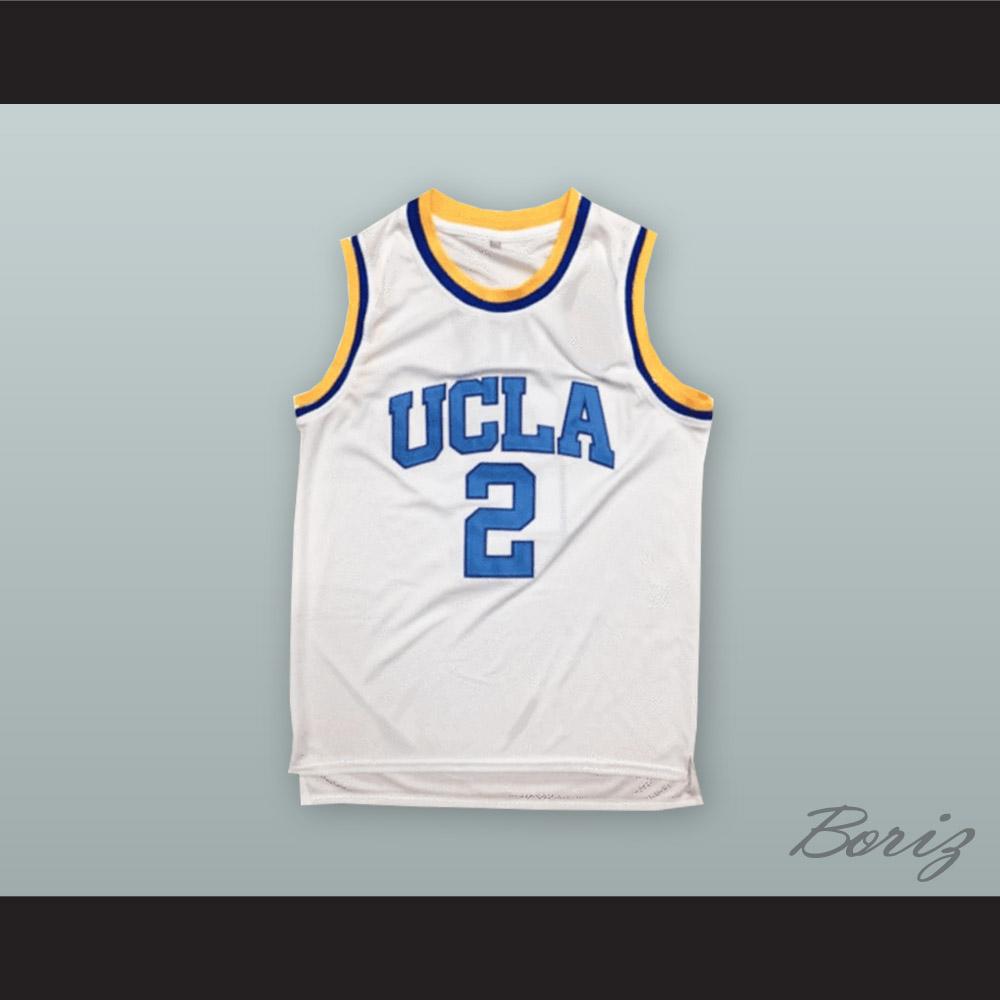 aa2e76edd99 Lonzo Ball 2 UCLA White Basketball Jersey · acbestseller · Online ...