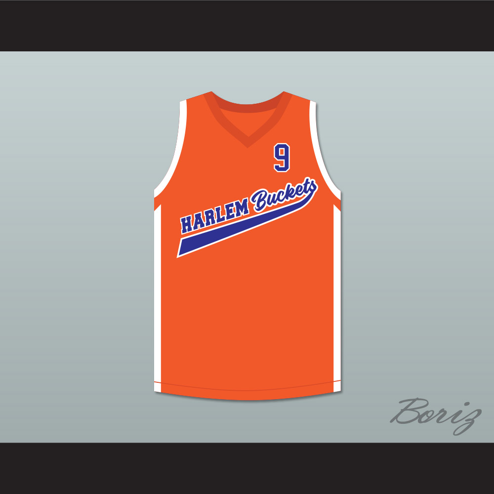 c5f29928dc2 Betty Lou 9 Harlem Buckets Basketball Jersey Uncle Drew ...