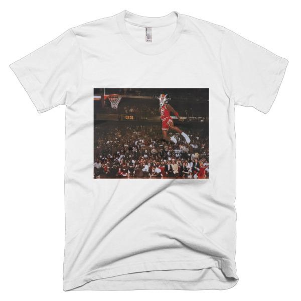 a80a850dea8 Jordan GOAT Free Throw Line Dunk T-Shirt on Storenvy
