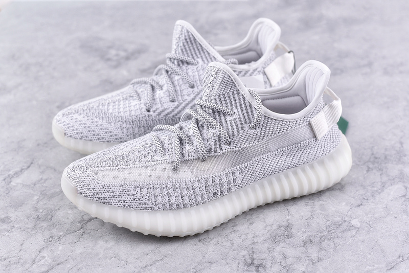 b7fc0dd6a9d Adidas Yeezy Boost 350 V2  Static Non-Reflective  Shoes EF2905 ...
