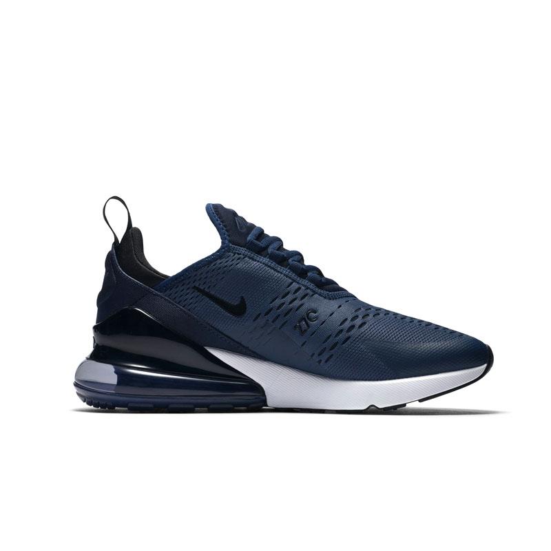 5c1112177f Nike Air Max 270 Navy Blue on Storenvy
