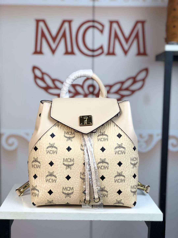 a2587115c76f Essential Backpack in Visetos Beige Original · Sasa Shopping ...