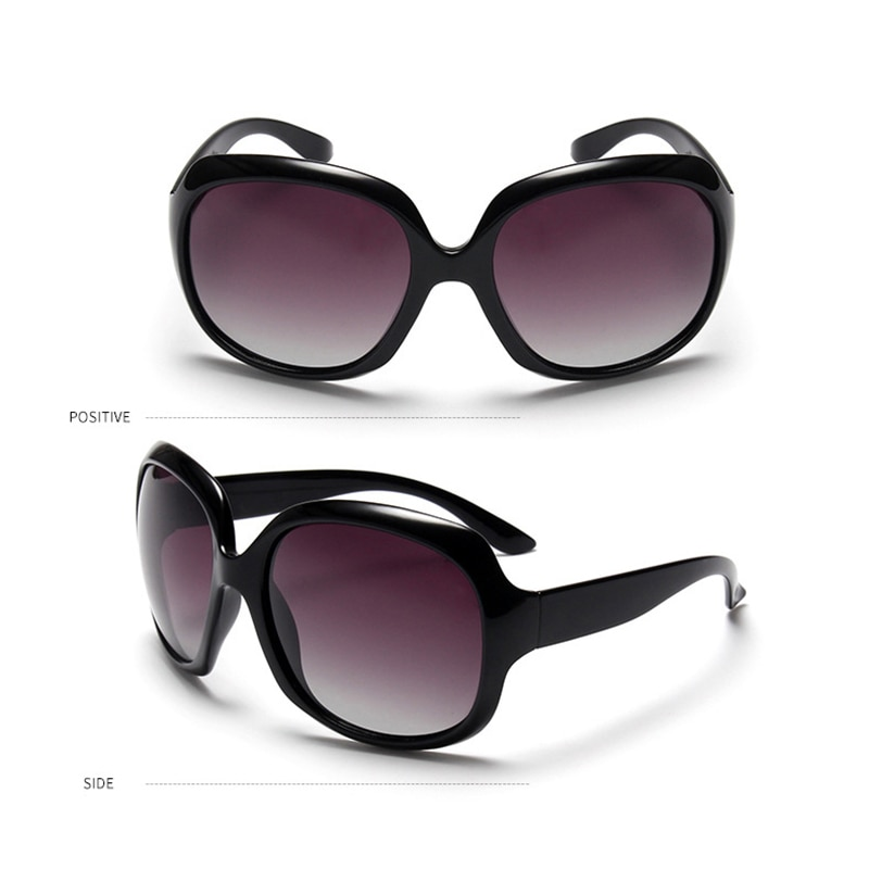 cd9617241541 Red Adult Glass Wine Oversize Female Women Shade Jsooyan Black ...
