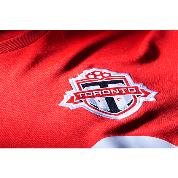 outlet store aa757 ddc73 Michael Bradley Toronto FC 2019 Home Jersey Men's White Stadium Soccer  Shirt from JerseyHunt