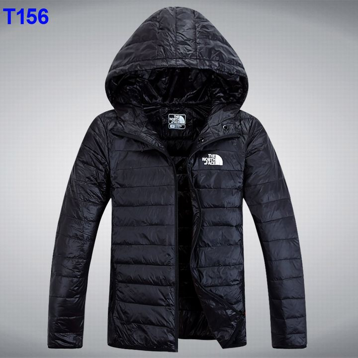 90c9c92ce New North Face Outlet Womens Hoodie Down Jacket Black
