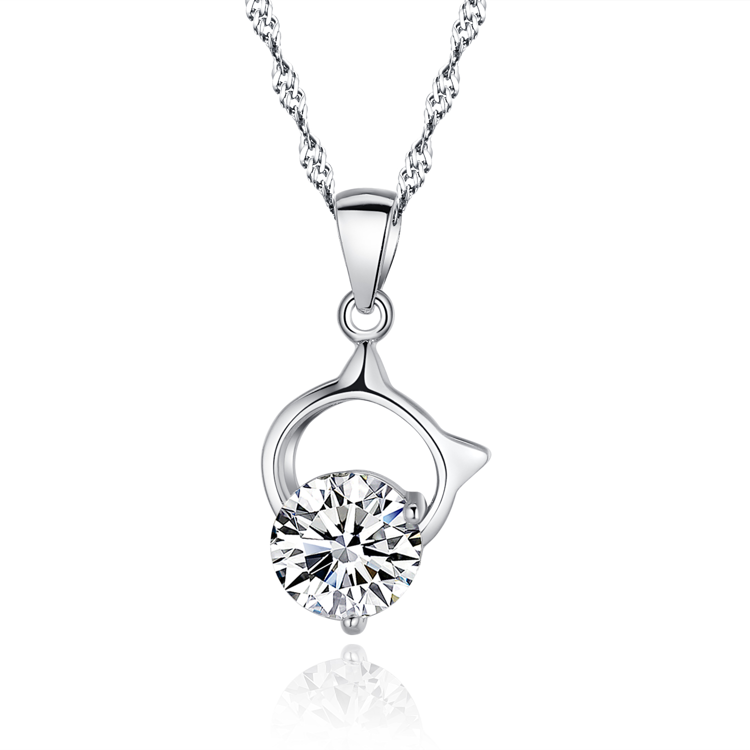c044c7f3e Google Chicute Sterling 925 Silver Pendant Necklace Jewelry Set With Kitty  Cat Head Pendentif Paved Cubic Zirconia CZ And 18 Inch Silver Chain on  Storenvy
