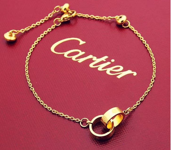 cartier ring bracelet