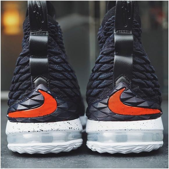 separation shoes 6536f 18455 Le Scarpe Alla Moda Nike LeBron James 15 Quavo Gifts His High School With  Custom Nike LeBron 15s By Mache LeBron James Basketball Shoe from BELLDRESS
