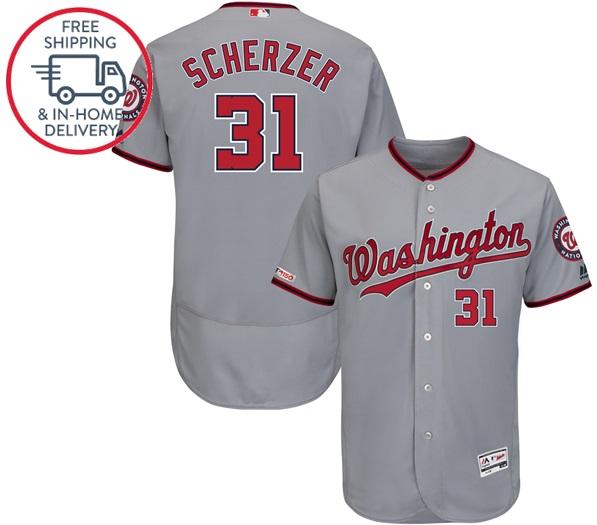 Max Scherzer #31 Washington Nationals