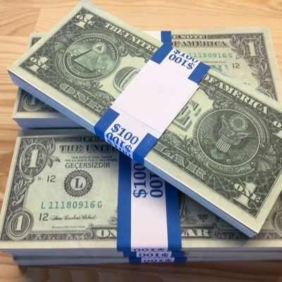 Prop Money Collection · Anatolia Enterprise · Online Store
