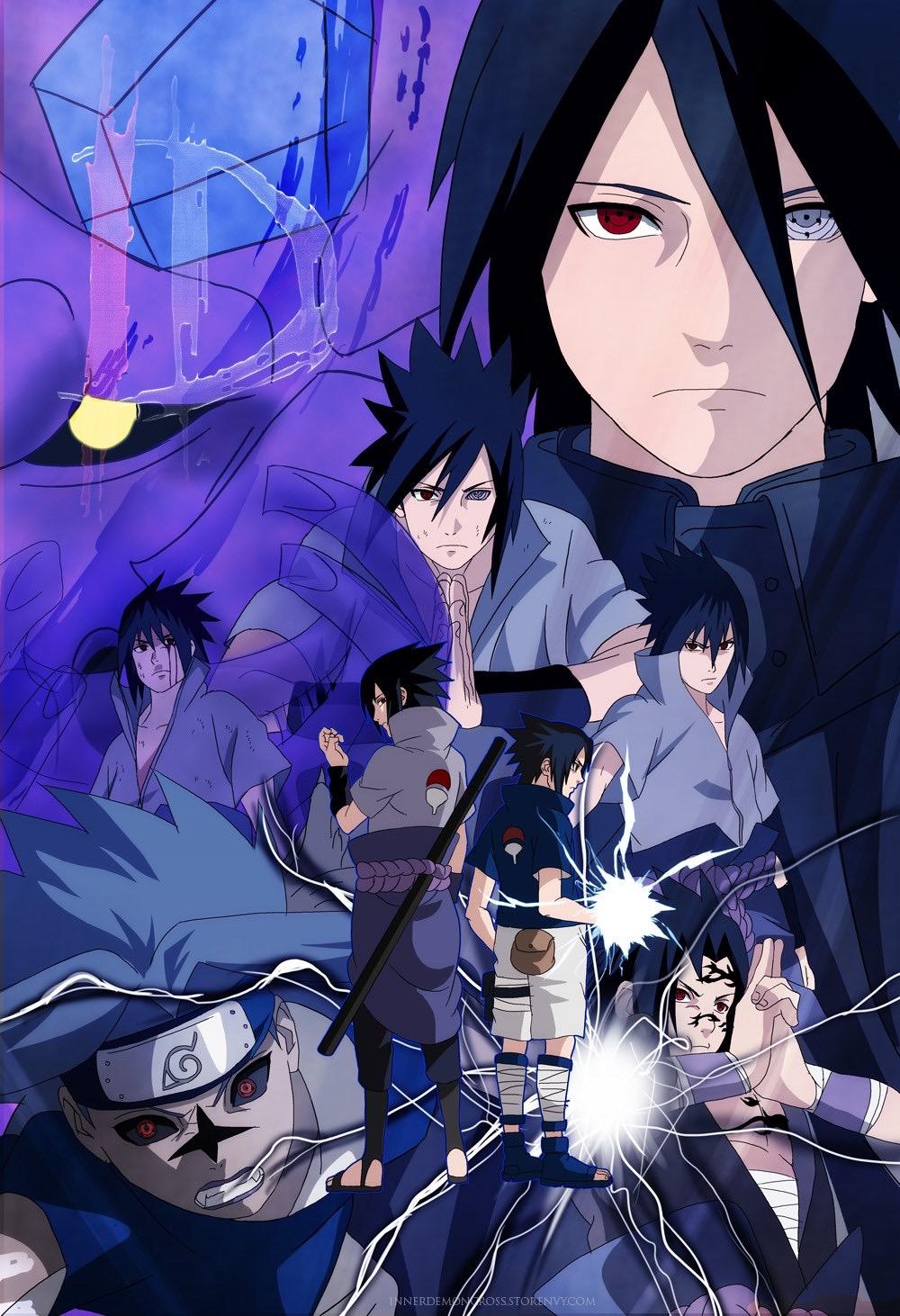 Sasuke Chronicles · Inner Demon Art · Online Store Powered ...