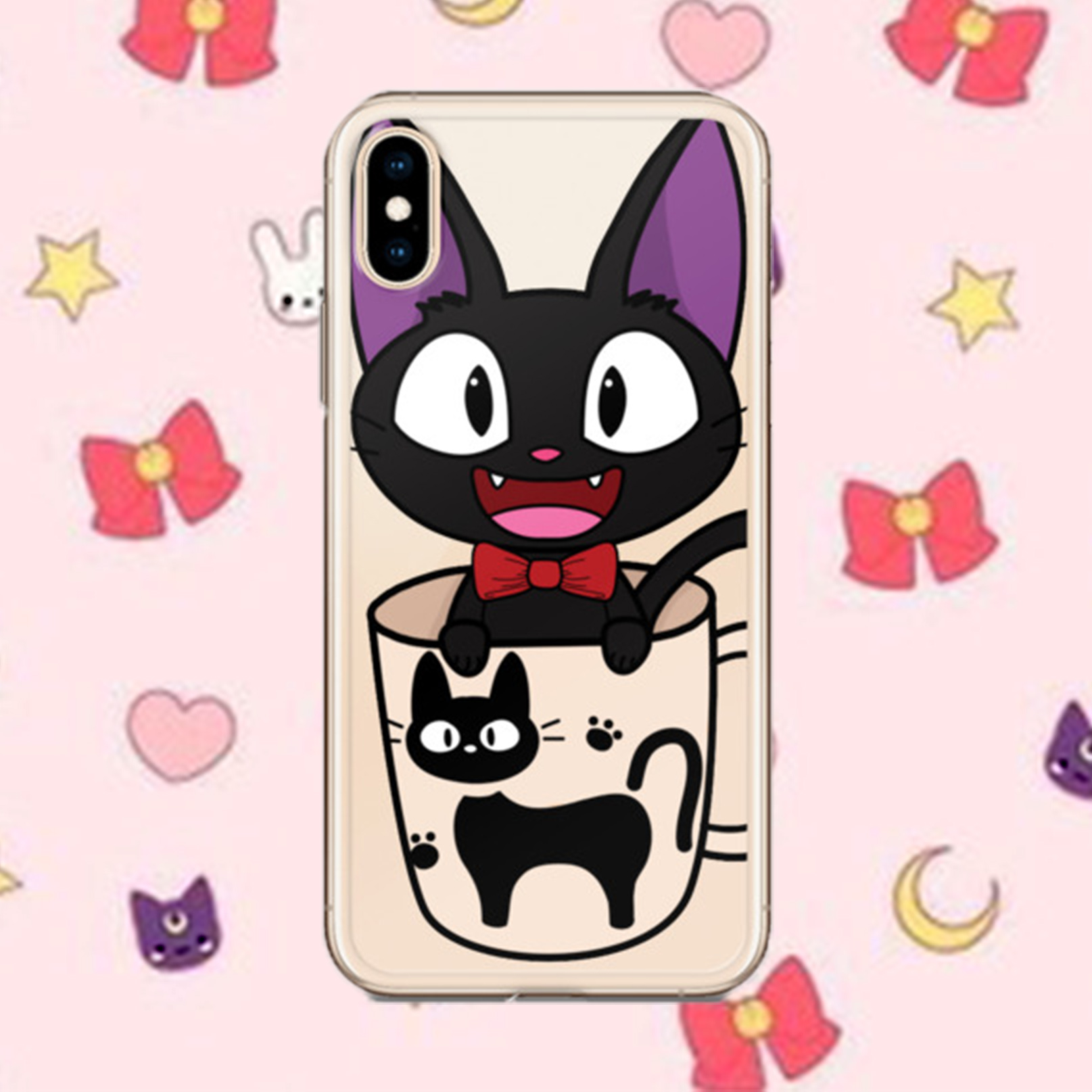 Jiji Kiki s Delivery Service Cats 2 iphone case