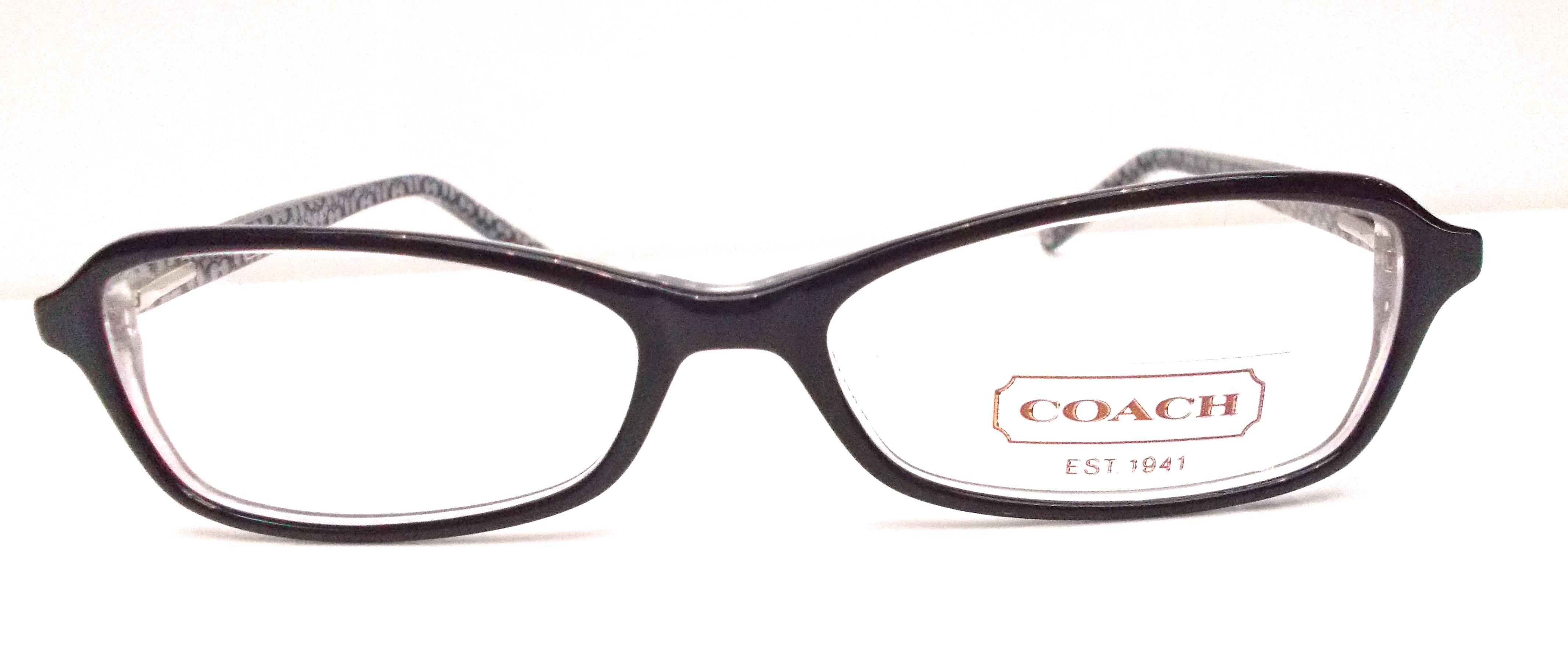 Coach Eyeglasses Lizzie 514 Black On Storenvy
