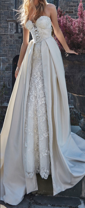 Ball Gown Elegant Satin Silver Wedding Dress Ball Gown Lace Bridal Gown 2020 Wedding Dress 557 Muttie Dresses Online Store Powered By Storenvy
