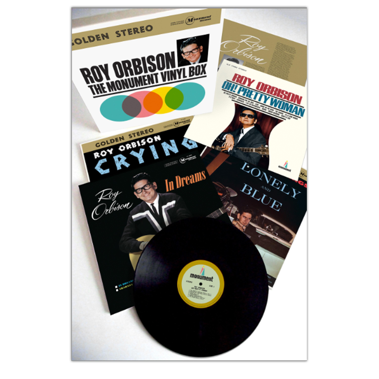 1faeb4cbb9 Roy Orbison Monument Vinyl Box · Roy Orbison Online Store · Online ...