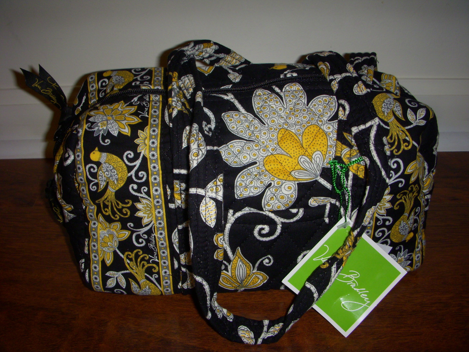 Vera Bradley Yellow Bird Handbag On Storenvy