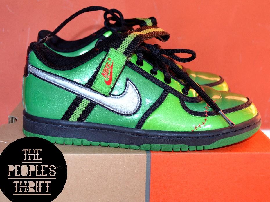 premium selection dc9ae a9954 Frankenstein Nike Vandals
